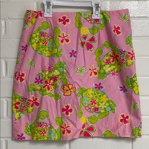 Lilly Pulitzer Skirt size 4p